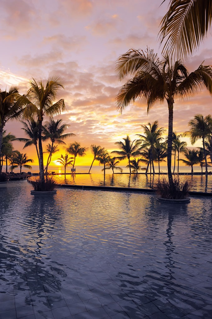 Sunset - Trou aux Biches Resort & Spa - Mauritius