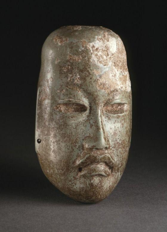 Beste afbeeldingen over precolumbian olmec pieces op