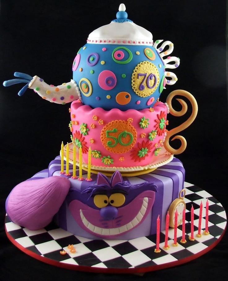 Best 25 Cheshire cat cake ideas on Pinterest Alice wonderland