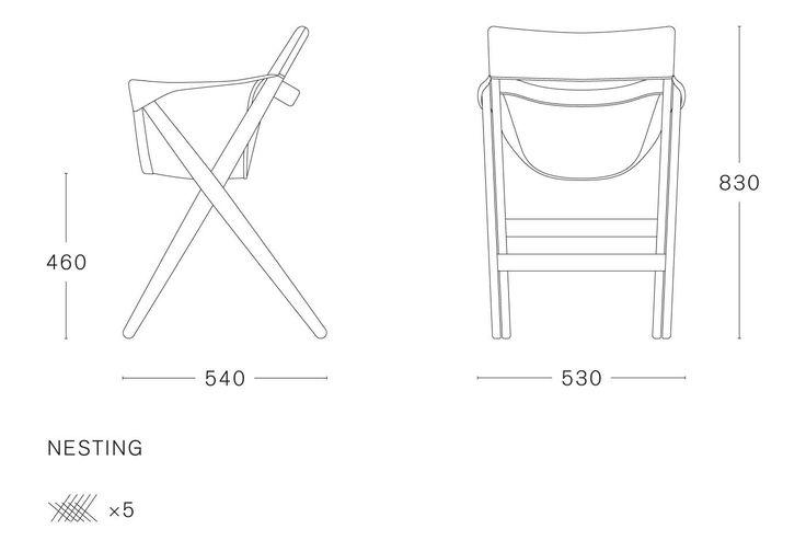 MC6 Fionda Side Chair – Mattiazzi