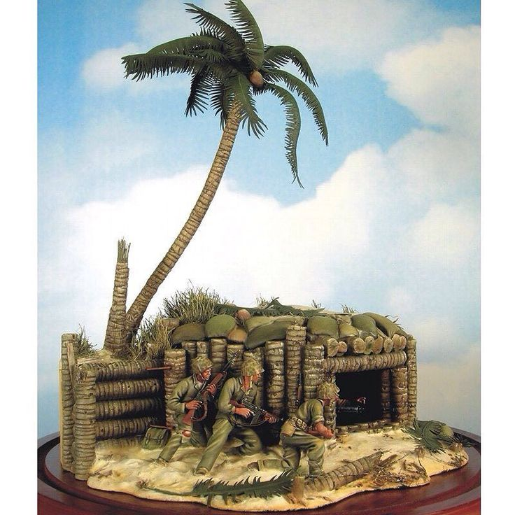 """Battle of Tarawa"" Esc 1/32 bt  By:Paul Keefe From: modelismoymodelistasdiorama  #scalemodel #plastimodelismo #miniatura #miniature #miniatur #hobby #diorama #humvee #scalemodelkit #plastickits #usinadoskits #udk #maqueta #maquette #modelismo #modelism"
