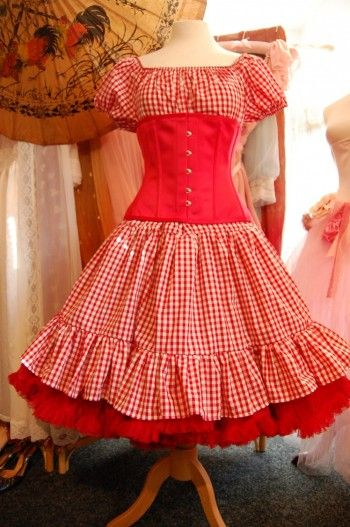 Belle Starr Barn Dance And Gingham On Pinterest