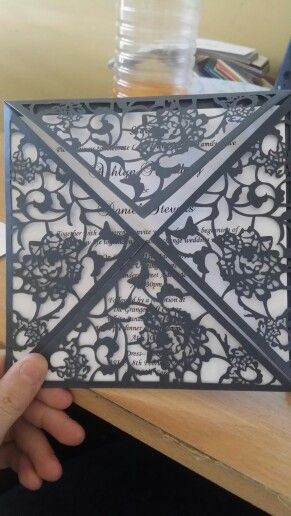 Charcoal laser cut  Starting from $6.00