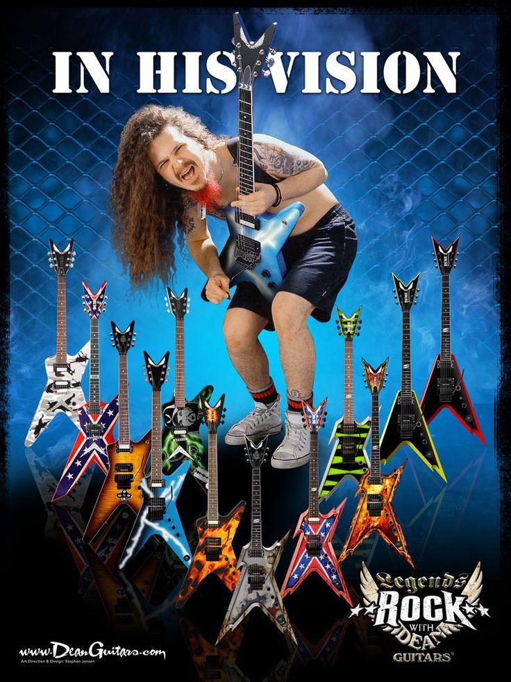 Dime Guitars by Dean