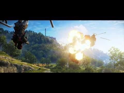 Just Cause 3 Gets An Explosive Gameplay Reveal Trailer - http://www.continue-play.com/news/just-cause-3-gets-an-explosive-gameplay-reveal-trailer/