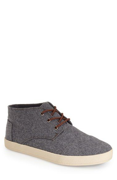 TOMS 'Paseo' Chukka Boot (Men) available at #Nordstrom