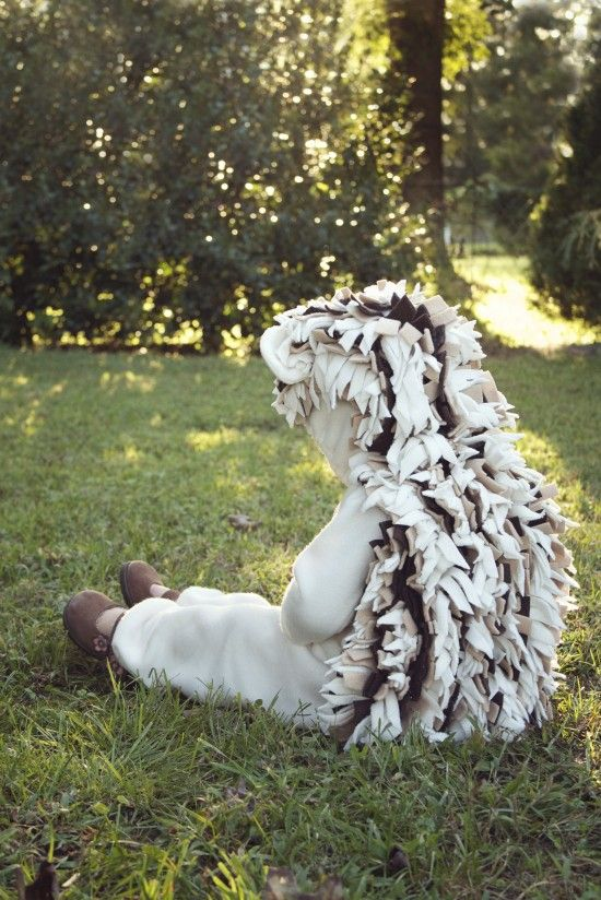 Baby Hedgehog Costume Tutorial | Alida Makes