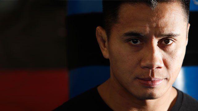 """Eu gostaria de reconhecer o UFC pela oportunidade que me deram, o esporte das artes marciais mistas, e mais importante, os fãs. Vocês nunca estarão longe de meu coração. Foi realmente uma honra e um privilégio entretê-los."""""""