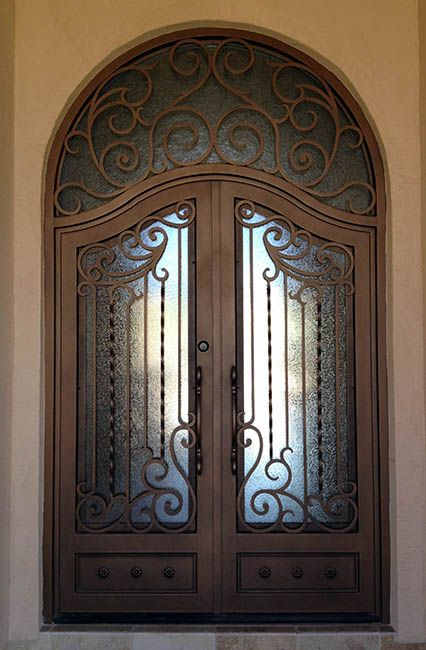 Colletti Design | Iron Doors | Wrought Iron Doors