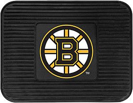 "Fanmats Boston Bruins 14"" x 17"" Utility Mat - Shop.Canada.NHL.com"