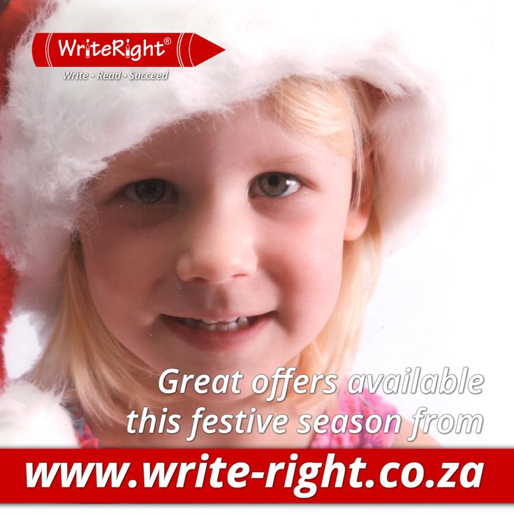 Great Christmas Gifts & Stocking Filler Ideas!!  For your children, cousins, siblings & friends, Write Right has a fantastic Christmas present for all children between the ages 3–12 years old.  Get to your nearest Write Right Distributor for this year's Christmas presents.