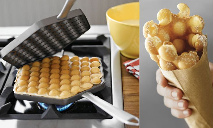 I need this. It's like bubble wrap made of waffle!