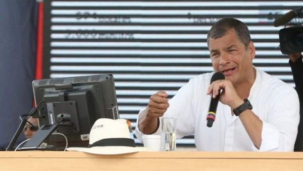 Ecuadorean President Rafael Correa said there will be more arrests in the corruption scandal involving officials in Brazil's largest construction company, Odebecht, and the local state-run oil company Petroecuador, as investigations continue in both countries. The comments come after a former Odebrecht secretary in Ecuador published information about alleged corruption between 1987 and 1992 enabling the government to obtain a list of 18 names of people related to Odebrecht officials in…