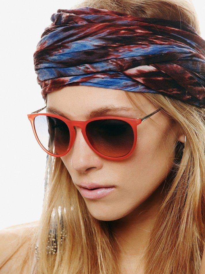 Free People Harvard Yard Sunglasses