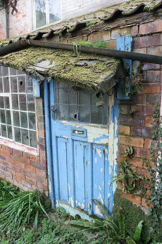 Music maker's cottage, April 2014 - Derelict Places
