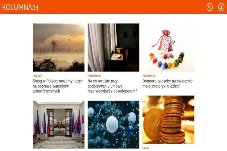 Nowa autorska platforma blogowa na Kolumna24 dla czytelników. Publikuj własne artykuły i dziel się wiedzą z innymi czytelnikami.