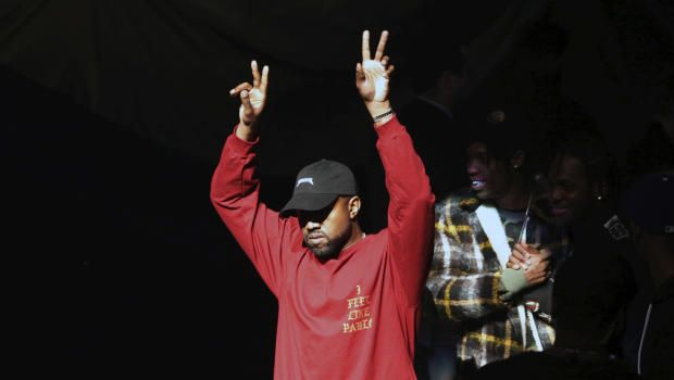 """Kanye West can't seem to make up his mind on where, how and when people will be able to buy or stream his new album, """"The Life of Pablo"""""""