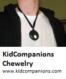 Kids, Tweens, Teens, and ADULTS Love Our Chew Pendants