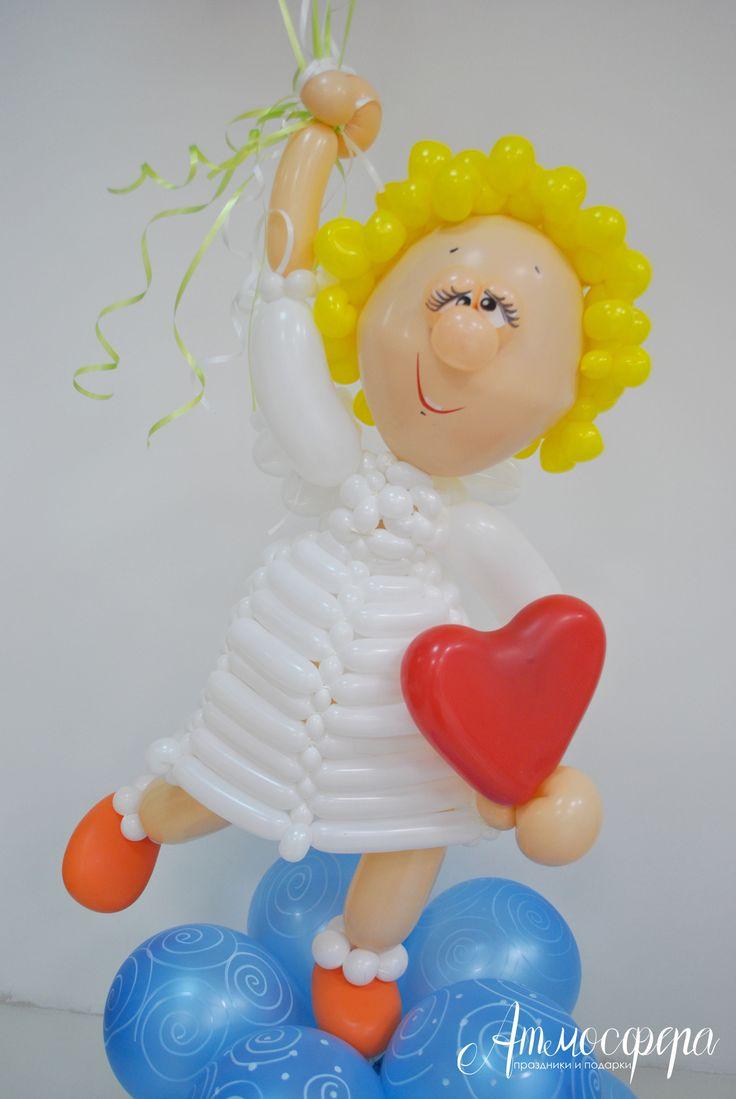 професійними картинка ангел с шариком касается гира