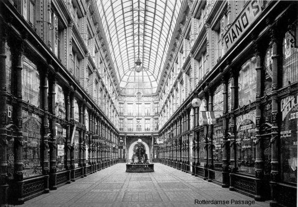 De Passage Den Haag. La Haya (Hol.) c.1885