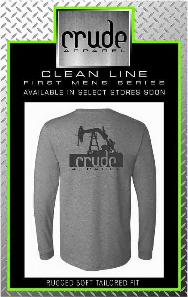oilfield shirts by Crude Apparel