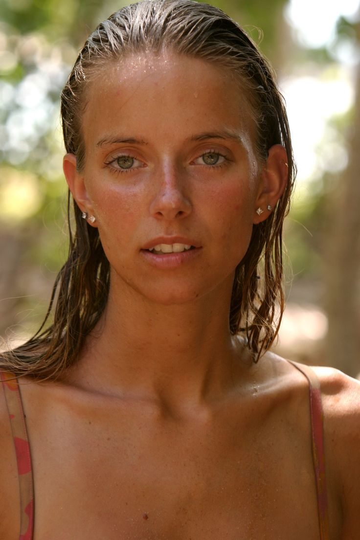 AMBER BRKICH - Winner Survivor All Stars (season 8)