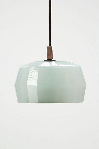 bluette pendant lamp by anthropOlogie
