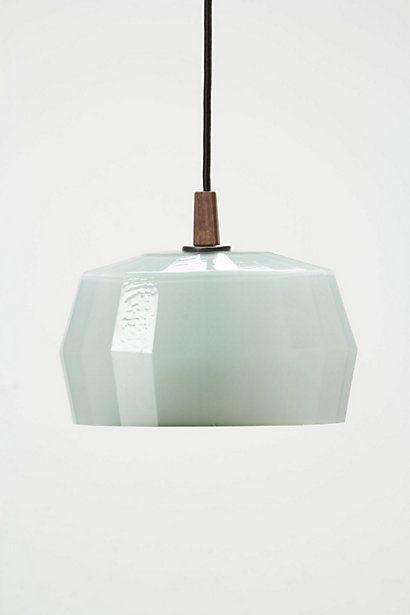 {Anthropologie} Bluette Pendant Lamp