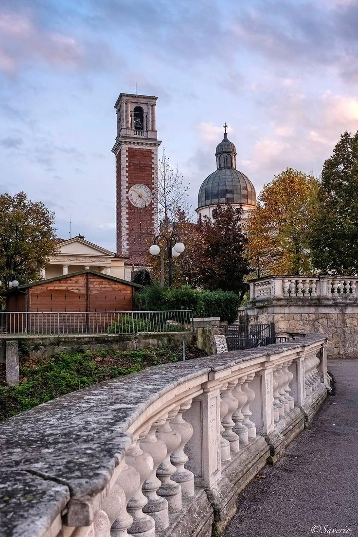 Basilica di Monte Berico, Vicenza, Italy (ph. Saverio Bortolamei)