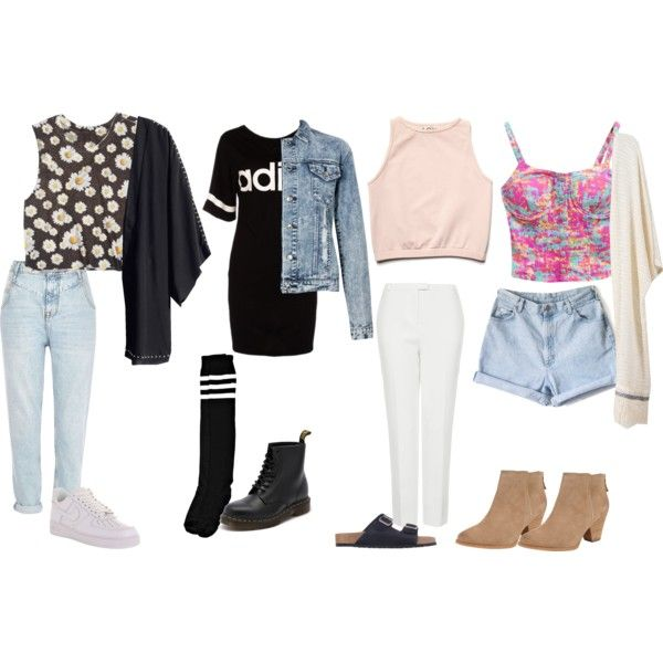 1D/5SOS Concert Outfits Ideas - Polyvore