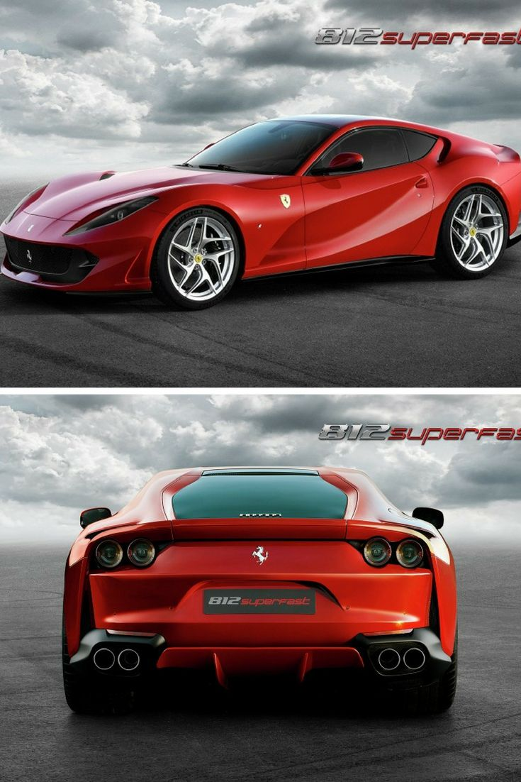 2018 ferrari models. exellent 2018 look the 2018 ferrari 812 superfast production car amazes critics on ferrari models