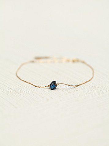 Crystal Itty Bitty Bracelet