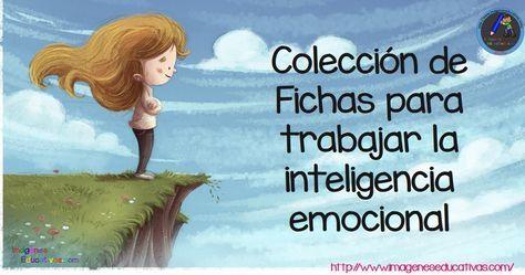 Colección de Fichas para trabajar la inteligencia emocional