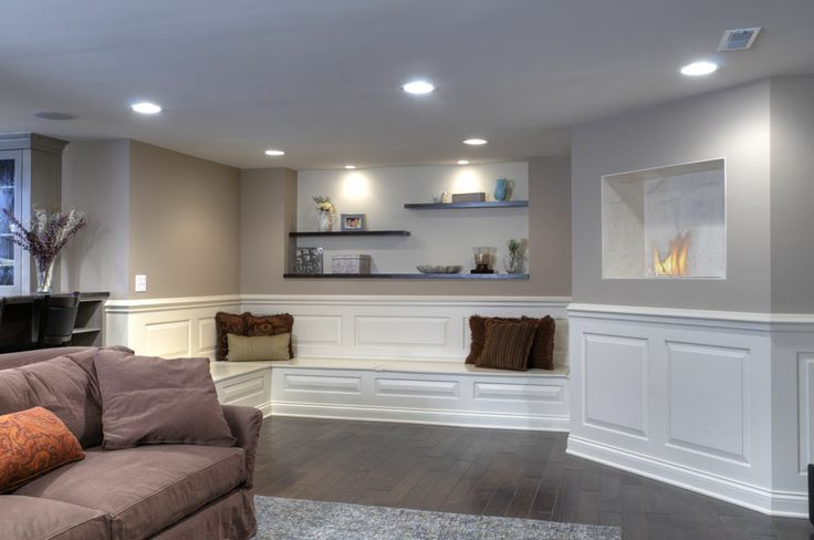 Elegant Finished Basement | Dave Fox