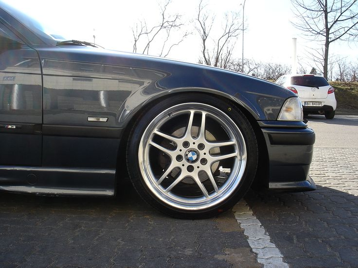 Bmw Styling 37 Wheels Quot M Parallel Quot Mounted On A