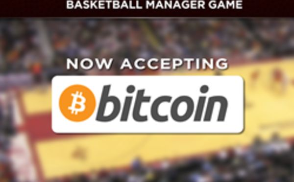 FastBreakPlay.com To Be The First Online Basketball Manager Game To Accept Bitcoin Payments