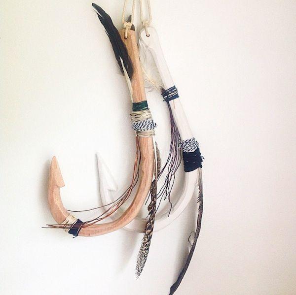 DAILY IMPRINT | Interviews on creative living: woodcraft feathers designer Felix Allen