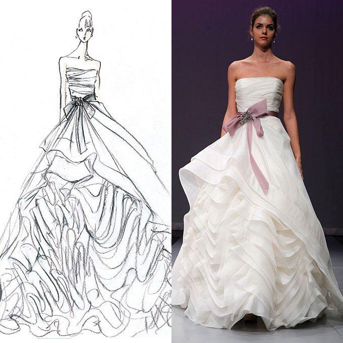 Make Your Own Wedding Dress: 77 Best NIce Sketch Images On Pinterest