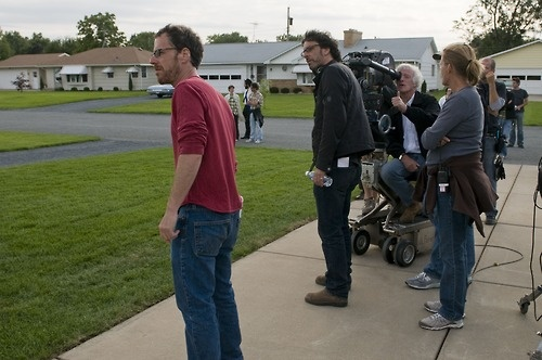 Joel Coen and Ethan Coen with Roger Deakins - A Serious Man