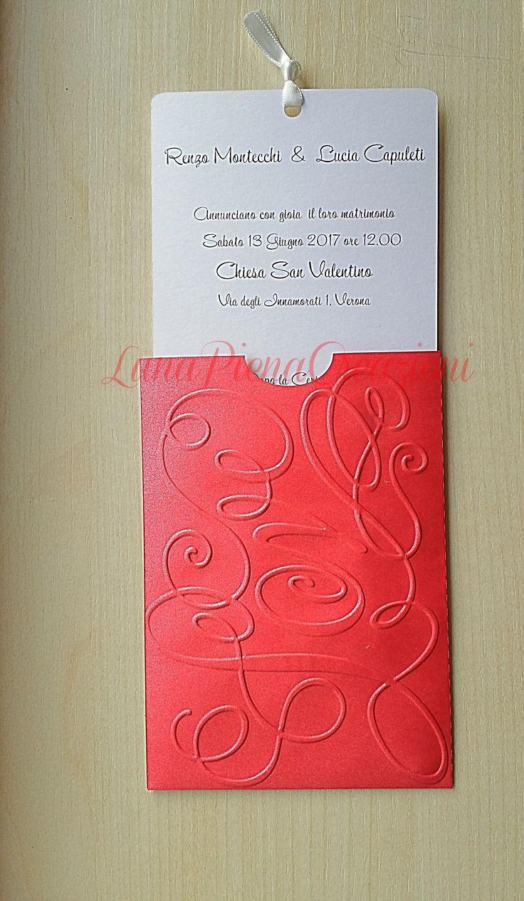 Partecipazione LOVE tema Amore, slidecard. Personalizzabile   By LunaPienaCreazioni https://www.facebook.com/matrimoniobylunapienacreazioni/ http://lunapienacreazioni.blogspot.it/
