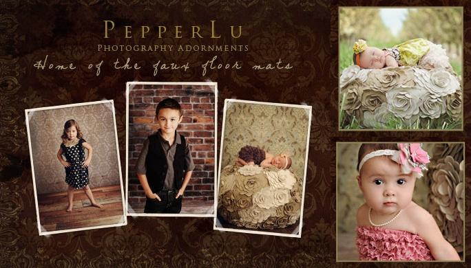 sells props and flooring used by Peekaboo Photography