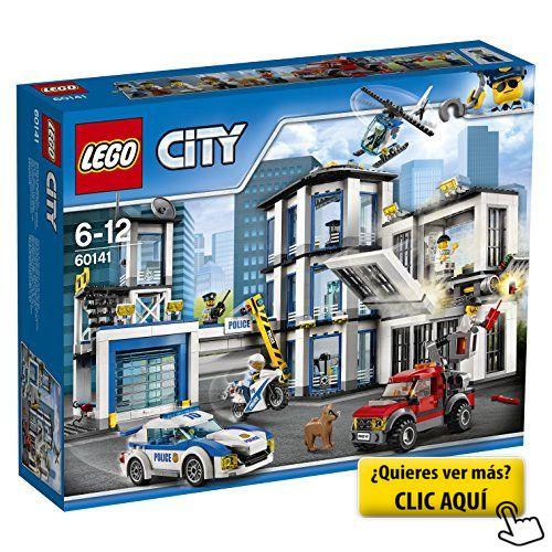 LEGO City - Comisaría de policía (60141) #lego