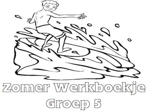 Zomer Werkboekje Groep 5