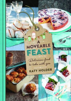 When was the last time you went on a picnic? A Moveable Feast by Katy Holder #recipe #cooking