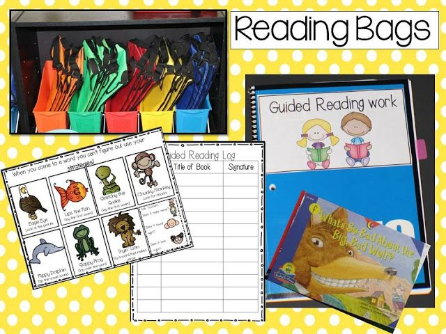 I want to include the reading strategies card in my reading bags.