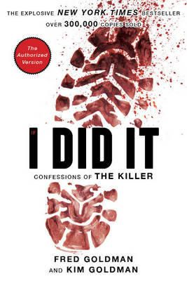 BOOK 18: If I Did It, Written by... well OJ Simpson Via Ghost writer, published by Fred & Kim Goldman. This is a controversial book to read and my thoughts are why would you write this if you didn't do it..