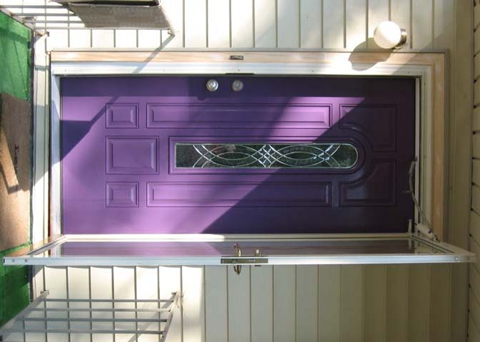 Purple Door LOVE IT