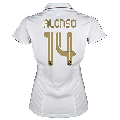 Real Madrid Alonso
