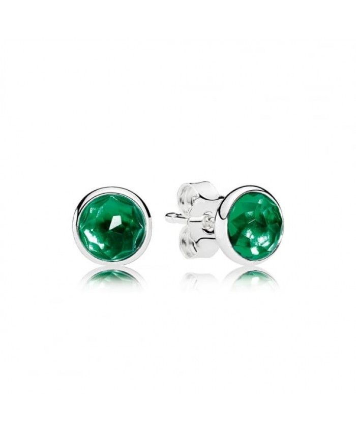 Pandora May Droplet Birthstone Earrings 290738NRG Sale