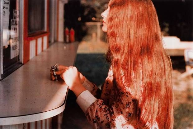 William Eggleston - Biloxi, Mississippi, 1972; from 10.D.70.V2 - The Independent